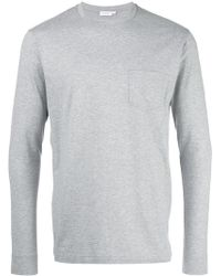 Sunspel - Plain Sweatshirt - Lyst