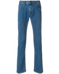 Etro - Slim-fit Jeans - Lyst