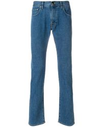 Etro - Slim-fit Jeans - Lyst