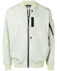 577750d98 Stone Island Shadow Project Detachable Hood Jacket in Green for Men ...