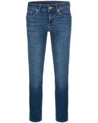 Liu Jo - Low Rise Skinny Jeans - Lyst