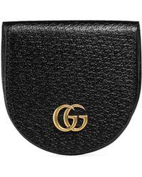 Gucci - Portamonete Gg Marmont - Lyst