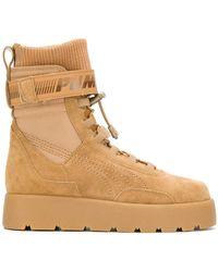 PUMA - Fenty Scuba Boots - Lyst
