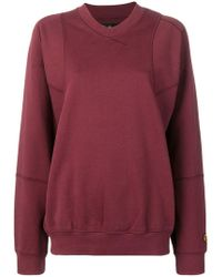 Vivienne Westwood Anglomania - Oversized Sweatshirt - Lyst