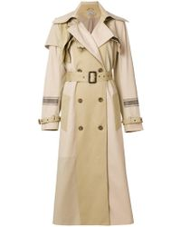 Preen By Thornton Bregazzi - Lillian Trench Coat - Lyst