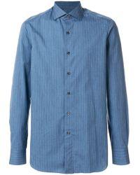 Boglioli - Classic Long-sleeve Shirt - Lyst