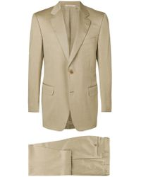 Canali - Boxy Fit Suit - Lyst