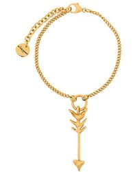 Givenchy - Arrow Charm Bracelet - Lyst