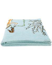 Loewe - Mermaid Print Towel - Lyst