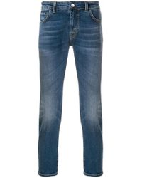 Entre Amis - Tapered Jeans - Lyst