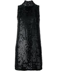 P.A.R.O.S.H. - Ginter Sequin Dress - Lyst