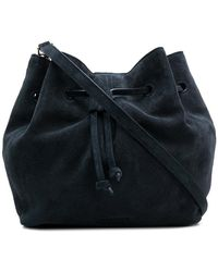 Jil Sander Navy - Bucket Shoulder Bag - Lyst