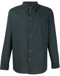 By Walid - Chest Pocket Shirt - Lyst