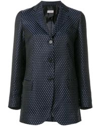 Alberto Biani - Button Up Blazer - Lyst