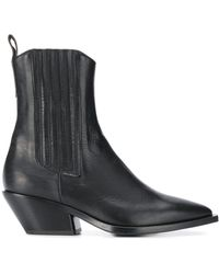 A.F.Vandevorst - Ankle Boots - Lyst