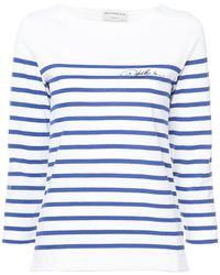 Éditions MR - Charlotte Striped Top - Lyst