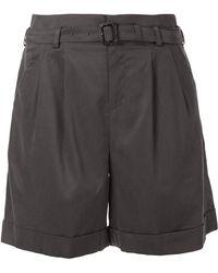 Loveless - High Waisted Shorts - Lyst