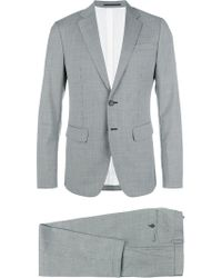 DSquared² - Manchester Checked Suit - Lyst