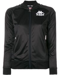 Kappa - Sporty Zipped Jacket - Lyst