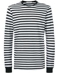 Golden Goose Deluxe Brand - Striped Long Sleeve T-shirt - Lyst