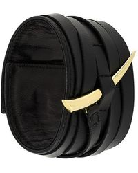Shaun Leane - 18kt Yellow Gold 'sabre' Cuff - Lyst