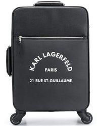 Karl Lagerfeld - Чемодан Rue St Guillaume - Lyst