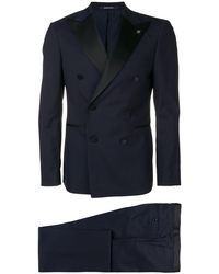 Tagliatore Two Piece Tuxedo Suit