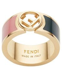 Fendi - Sta Ring - Lyst