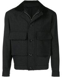 Lemaire - Double Pocket Jacket - Lyst