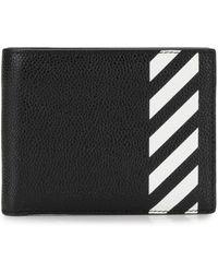 Off-White c/o Virgil Abloh - Striped Wallet - Lyst