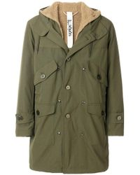 Equipe 70 - Hooded Parka - Lyst
