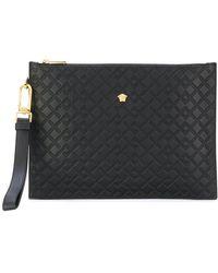 Versace - Medusa Clutch Bag - Lyst