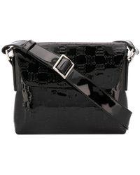 714fd9b8c19c Givenchy Cobra Snake Embossed Shoulder Bag in Black for Men - Lyst
