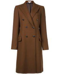 Boglioli | Double Breasted Coat | Lyst