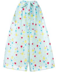 Ultrachic | Star Print Skirt | Lyst