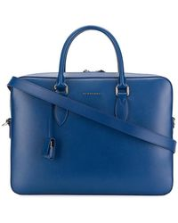 Burberry - London Briefcase - Lyst