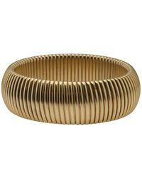 Janis Savitt - Wide 'cobra' Bracelet - Lyst