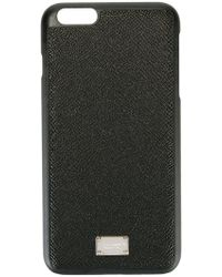 Dolce & Gabbana - 'dauphine' Iphone 6 Plus Case - Lyst