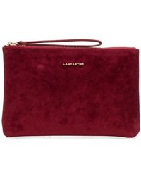 Lancaster - Square Shaped Clutch Bag - Lyst