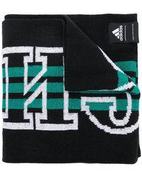 Gosha Rubchinskiy - X Adidas Logo Scarf - Lyst