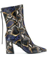 Dorothee Schumacher - Snake Effect Boots - Lyst