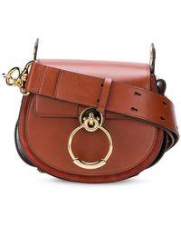 Chloé - Tess Shoulder Bag - Lyst