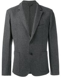 AMI - Unlined 2 Button Jacket - Lyst