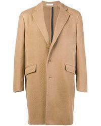 Boglioli - Single-breasted Coat - Lyst
