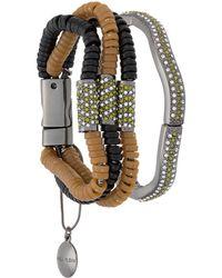 Camila Klein - Resin Details Bracelet - Lyst