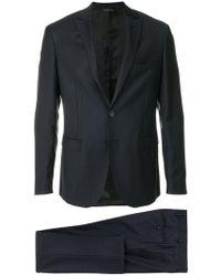Tonello - Stitch Detailed Two-piece Suit - Lyst
