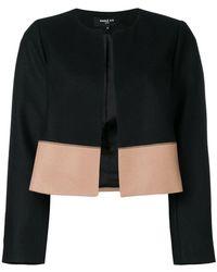 Paule Ka - Structured Short Jacket - Lyst