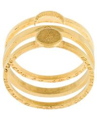 Rachel Entwistle - Sun Moon Ring - Lyst