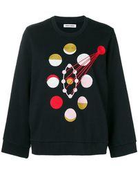 Henrik Vibskov - Moon Print Sweatshirt - Lyst