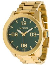 Nixon - Corporal Watch - Lyst
